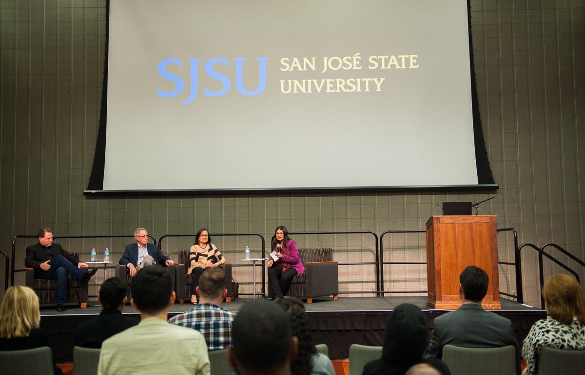 San Jose State University Event